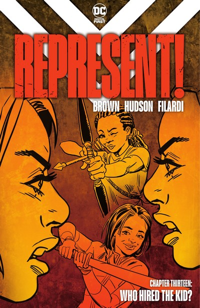 Represent! #13 – Who Hired the Kid (2021)