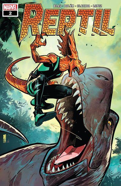 Reptil #2 (2021)