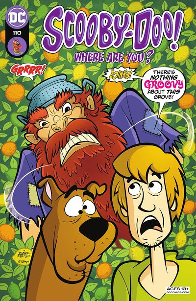 Scooby-Doo Where Are You #110 (2021)