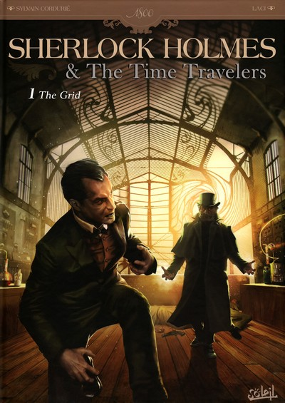 Sherlock Holmes & The Time Travelers Vol. 1 – 2 (2014-2016)