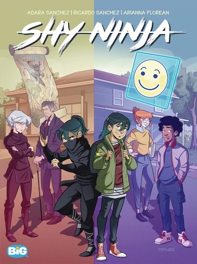 Shy Ninja (2021)