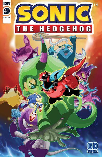 Sonic The Hedgehog #41 (2021)
