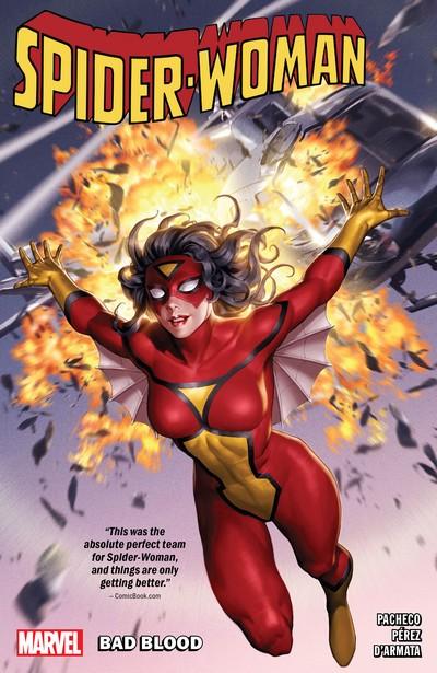 Spider-Woman Vol. 1 – Bad Blood (TPB) (2021)