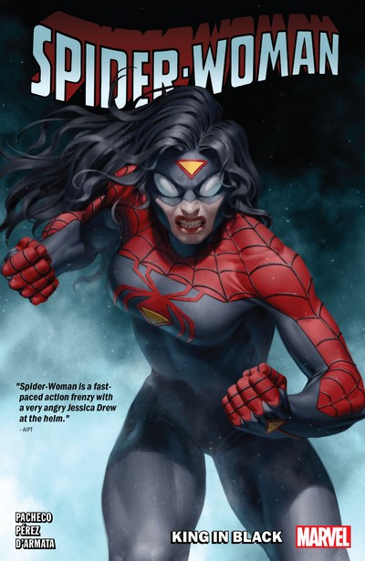 Spider-Woman Vol. 2 – King In Black (TPB) (2021)