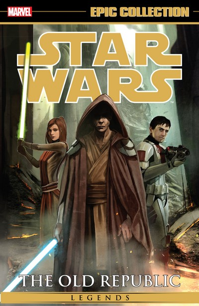 Star Wars Legends Epic Collection – The Old Republic Vol. 4 (2021)