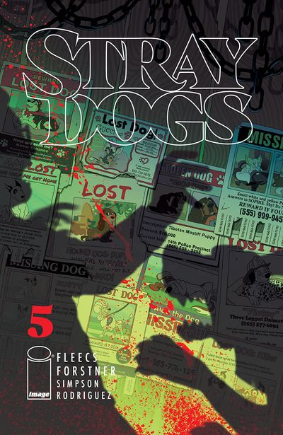 Stray Dogs #5 (2021)