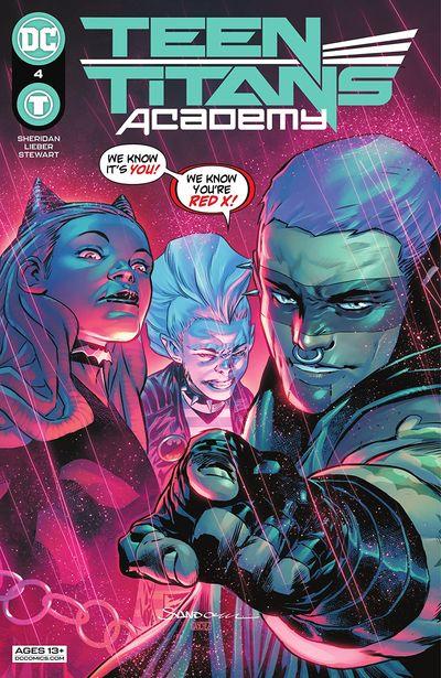 Teen Titans Academy #4 (2021)