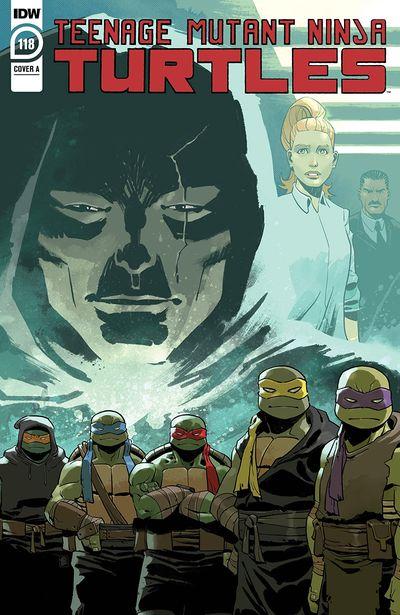 Teenage Mutant Ninja Turtles #118 (2021)