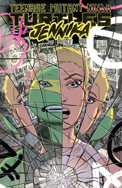 Teenage Mutant Ninja Turtles – Jennika (TPB) (2020)