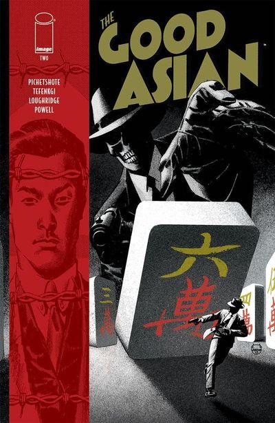 The Good Asian #2 (2021)