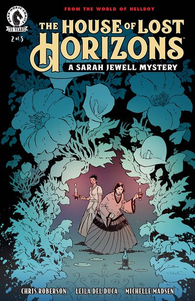 The House of Lost Horizons – A Sarah Jewell Mystery #2 (2021)