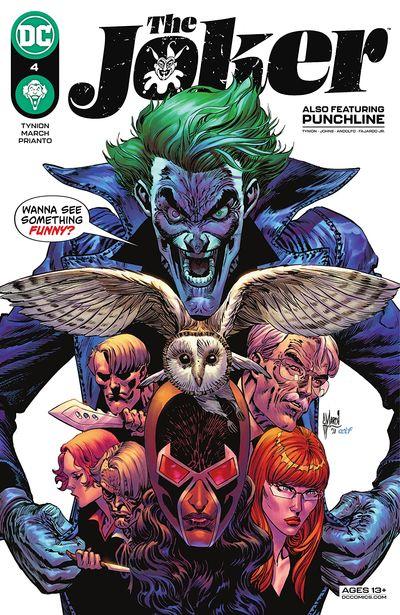 The Joker #4 (2021)