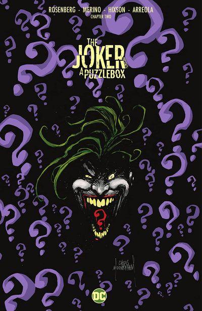 The Joker Presents – A Puzzlebox #2 (2021)