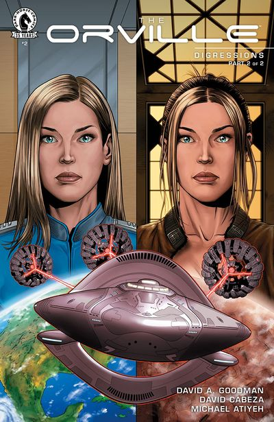 The Orville – Digressions #2 (2021)