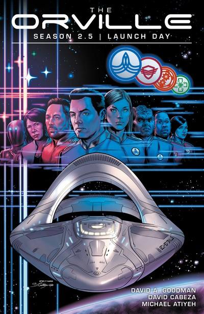 The Orville Season 2.5 – Launch Day (TPB) (2021)