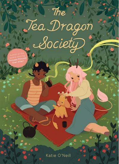 The Tea Dragon Society (2017)