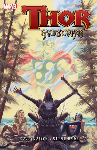 Thor – Godstorm (TPB) (2011)