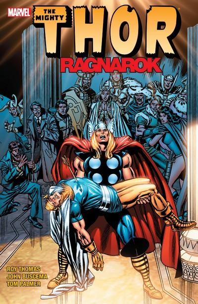 Thor – Ragnarok (TPB) (2011)