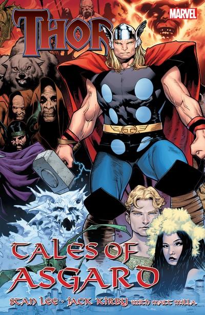 Thor – Tales of Asgard (TPB) (2011)