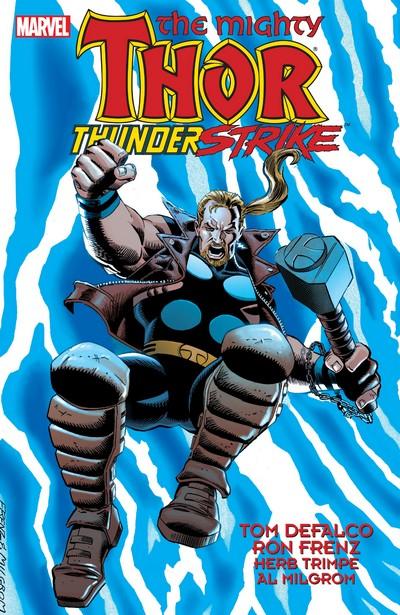 Thor – Thunderstrike (TPB) (2011)