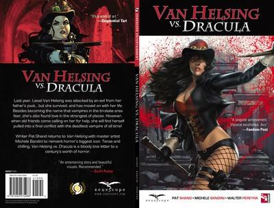 Van Helsing vs. Dracula (TPB) (2016)