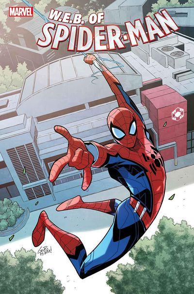 W.E.B. Of Spider-Man #1 (2021)
