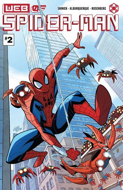 W.E.B. Of Spider-Man #2 (2021)