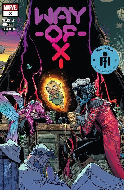 Way Of X #3 (2021)