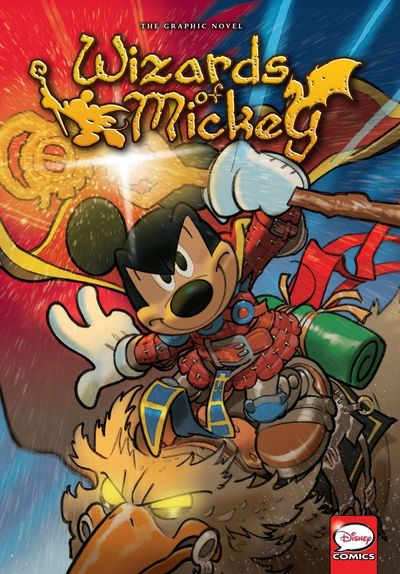 Wizards of Mickey Vol. 3 (2021)