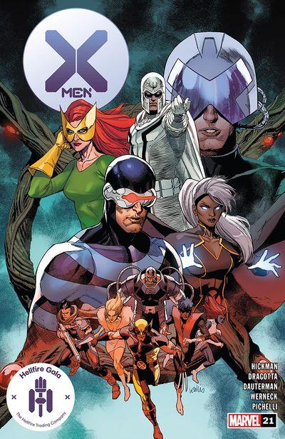 X-Men #21 (2021)