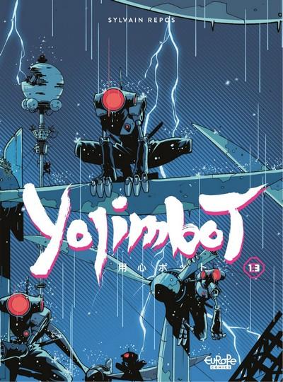Yojimbot #1.3 – Metal Silence (2021)