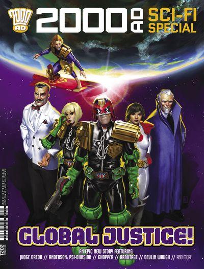 2000AD Sci-Fi Special (2021)