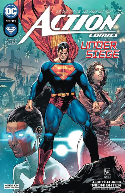 Action Comics #1033 (2021)