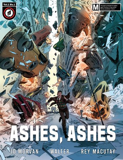 Ashes, Ashes #1 (2021)