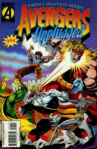 Avengers Unplugged #1 – 6 (1995-1996)