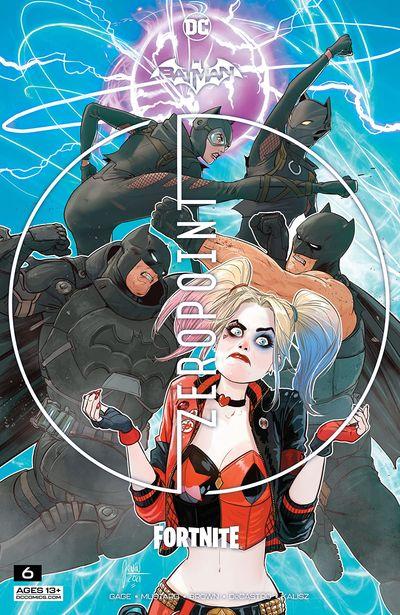 Batman – Fortnite – Zero Point #6 (2021)