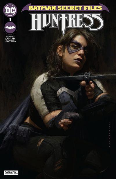 Batman Secret Files – Huntress #1 (2021)