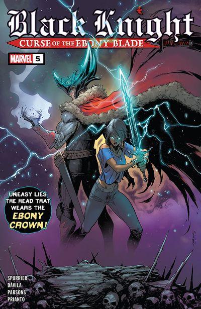 Black Knight – Curse Of The Ebony Blade #5 (2021)