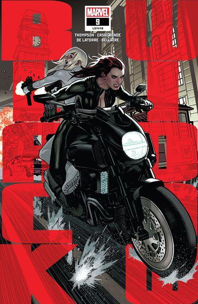 Black Widow #9 (2021)