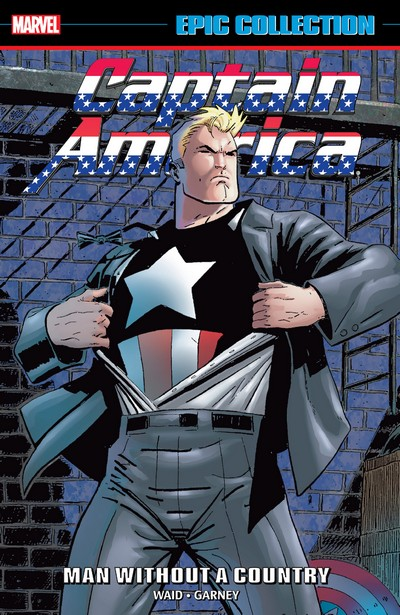 Captain America Epic Collection Vol. 22 – Man Without A Country (2016)