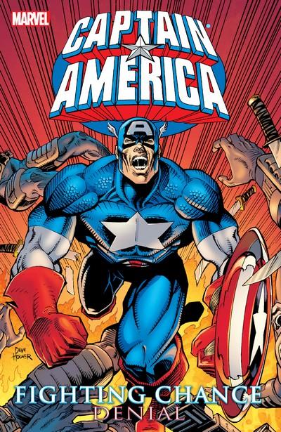 Captain America – Fighting Chance Vol. 1 – 2 (TPB) (2009)