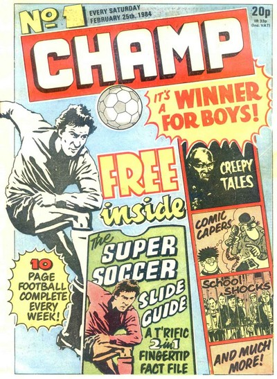Champ #1 – 87 (1984-1985)