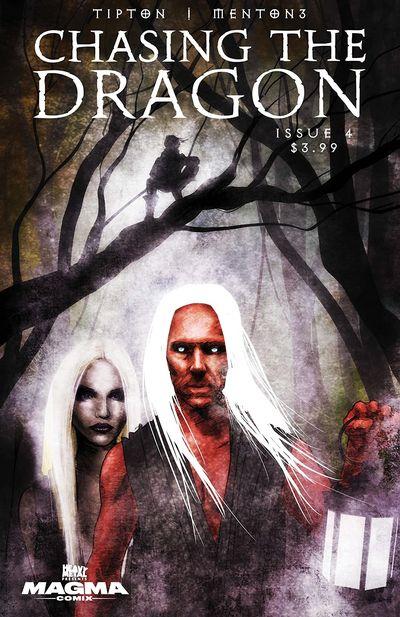 Chasing the Dragon #4 (2021)