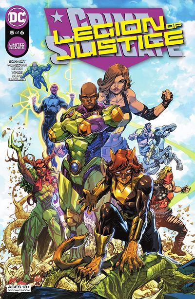 Crime Syndicate #5 (2021)