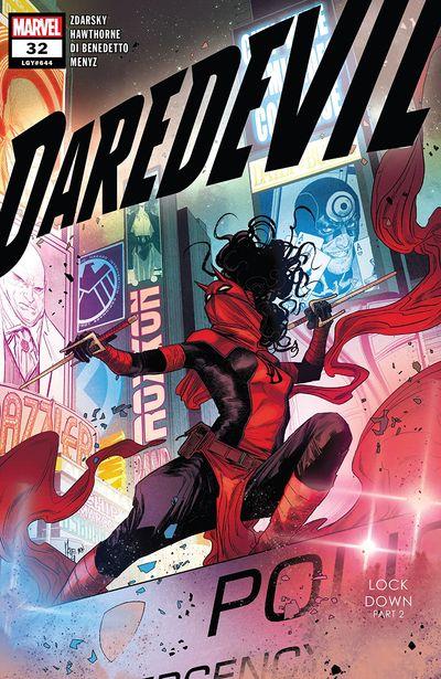 Daredevil #32 (2021)