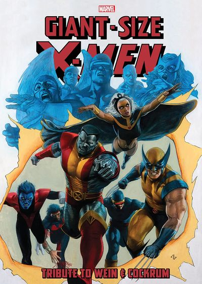 Giant-Size X-Men – Tribute to Wein & Cockrum Gallery Edition (2021)