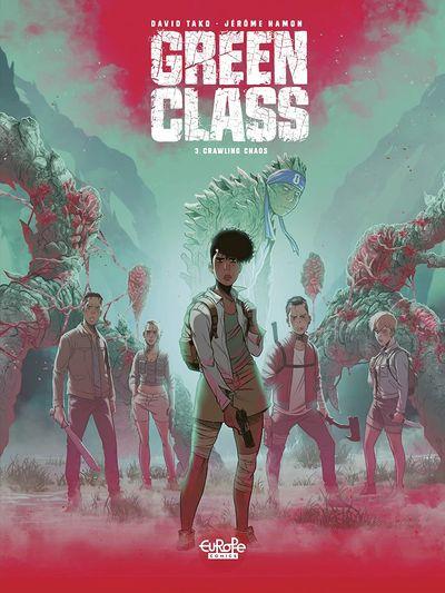 Green Class #3 – Crawling Chaos (2021)