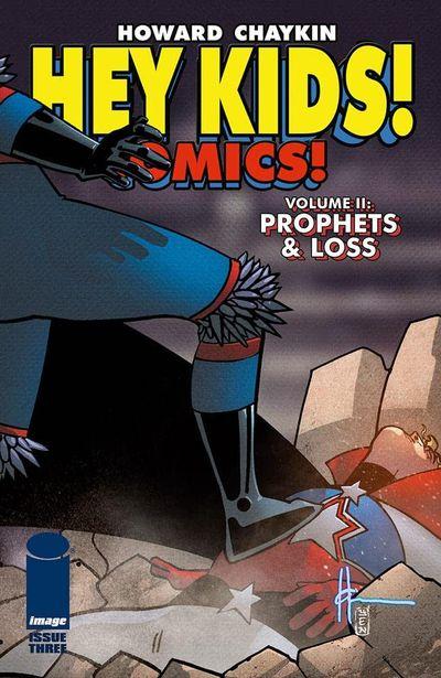 Hey Kids! Comics! Vol. 2 #3 – Prophets & Loss (2021)