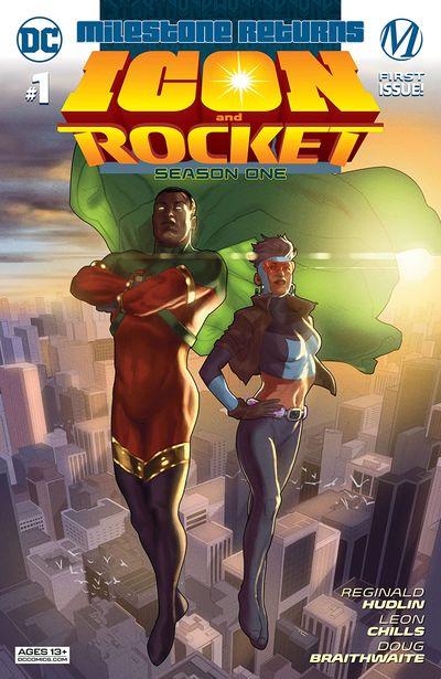 Icon and Rocket – Season One #1 (2021)