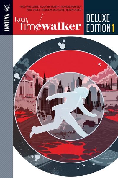 Ivar, Timewalker – Deluxe Edition – Book 1 (2020)